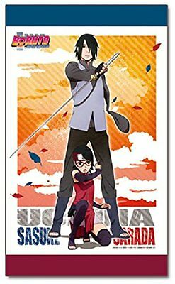 BORUTO -NARUTO THE MOVIE- Wall Scroll Tapestry Sarada x Sasuke