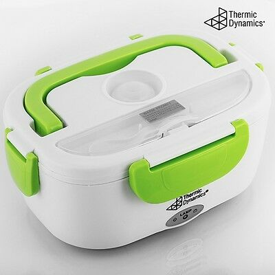 Electric Heated Lunch Box Portable Food Warmer Lunchbox Diet Fitness Healthy Eat