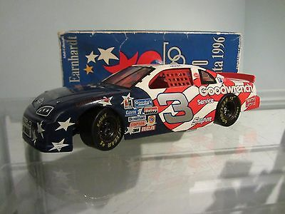 Dale Earnhardt Sr. #3 Atlanta Goodwrench 1996 Action 1/24 NASCAR Diecast