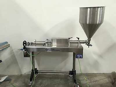 Accutek Packaging Piston Volumetric Filler Model # SVF1-16