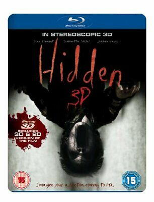 Hidden 3D [Blu-Ray] - DVD  BOVG The Cheap Fast Free Post