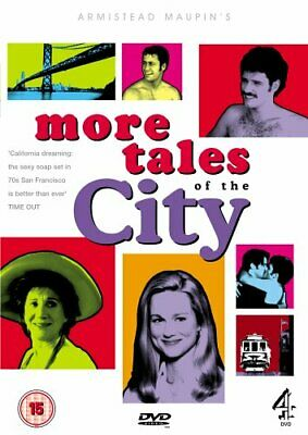 More Tales Of The City: Episodes 1-6 [DVD] - DVD  V0VG The Cheap Fast Free Post