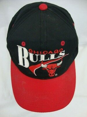 fd47bffe744 Vintage Chicago Bulls Logo NBA Embroidered Snapback Baseball Cap Basketball  Hat
