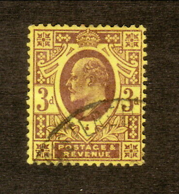 Great Britain--#132 Used--King Edward VII--1902