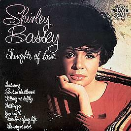 Shirley Bassey - Thoughts Of Love - United Artists Records - 1976 #745723