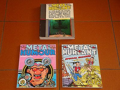 Metal Hurlant Special 1978 in lingua francese