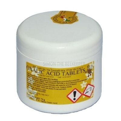[DEUTSCH] Oxalic Acid Tablets