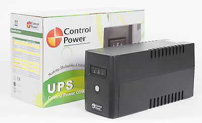 USV Anlage line interactive Control Power OS600
