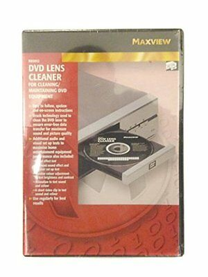 Maxview H85012 DVD Lens Cleaner