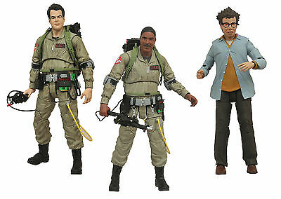 Diamond Select Ghostbusters Wave 1 / Misb Ovp / Neuware