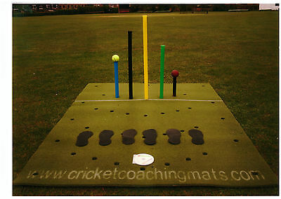 Cricket Coaching Mat A fantastic resource for any club with a junior section
