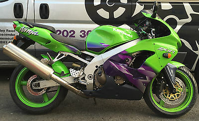 1999 KAWASAKI ZX9-R **FREE UK Delivery** ZX900-C2 GREEN