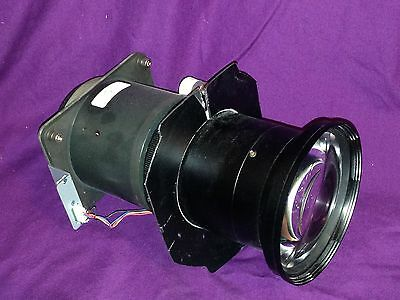 Sanyo LNS-W31a Short Throw Projection Zoom Lens Eiki Christie FLC LX55 LX650
