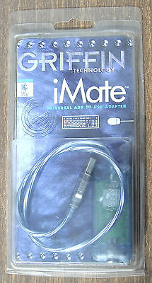 Griffin Technology iMate USB to ADB Adapter NEW