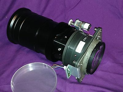 Sanyo LNS-T31a Long Throw Projection Zoom Lens Christie LX650 LX55 PLC-XP100L
