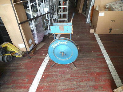 InterLake Banding / Strapping cart, used
