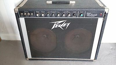 Peavey Twin VT Series Vintage Electric Guitar Amp Valve Tube Amplifier Combo