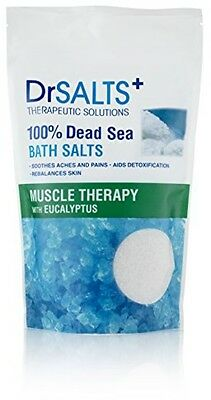 Dr Salts Muscle Therapy Bath Salts