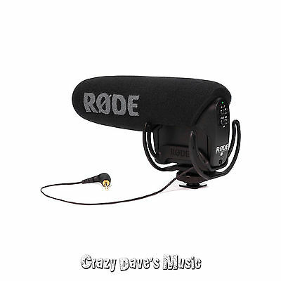 Rode VideoMic Pro  Rycote Lyre Suspension Mount VMP-R On-Camera Microphone VMPR