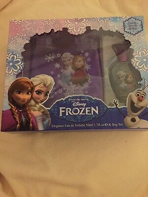 Disney Frozen Elegance Eau De Toilette 50ml & Bag Set