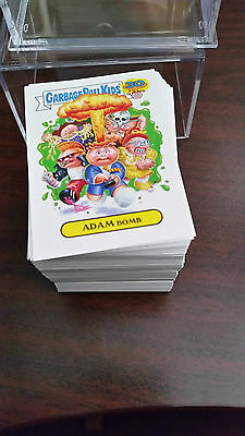 Gpk 30Th Anniversary Complete Your Base Set - 10 Cards $1.00