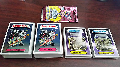 Gpk Chrome 1 Complete Your Set #1A/b-41A/b #l1A/b-L14A/b (4 For $1.00)