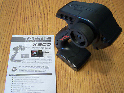 Axial Tactic TTX300 3 Channel 2.4ghz Radio Transmitter /&TR325 3ch Receiver TX RX