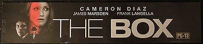 The Box, Large (5X25) Movie Theater Mylar Banner/Poster