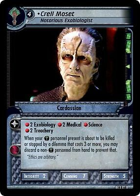 Star Trek CCG 2E What You Leave Behind In A Mirror Darkly 14R34
