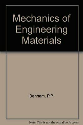Mechanics of Engineering Materials, Crawford, R. J. Paperback Book The Cheap