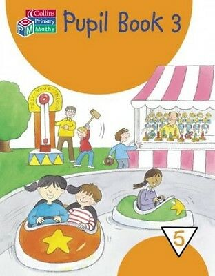 Collins Primary Maths: Pupil Book 3 ( Year 5) Paperback Book The Cheap Fast Free