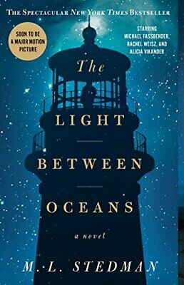Light Between Oceans by Stedman, M L Book The Cheap Fast Free Post