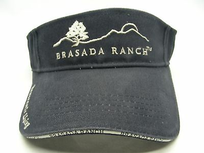 Brasada Ranch - Panoramic Living - Embroidered - Adjustable Sun Visor!