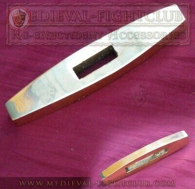 Brass Tapered-Flat Crossguard - Simple - DIY