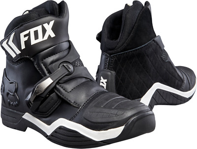 Fox 2018 Fox Mens MX Bomber Boot Black