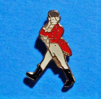 Johnnie Walker - Scotch Whisky - Vintage Enamel Lapel Pin - Hat Pin