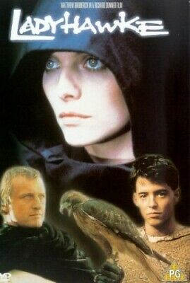 Ladyhawke [DVD] [1985] - DVD  MXVG The Cheap Fast Free Post