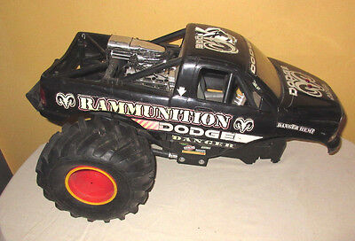 Rammunition Dodge Monster Truck New Bright great for Clod Buster Parts