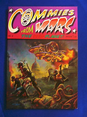 Commies from Mars 2. Underground. 1st print  VFN.
