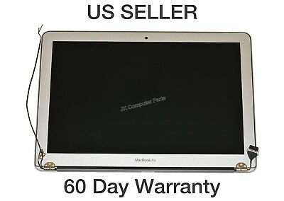 """Apple MacBook Air 13"""" A1466 Mid 2012 LCD Screen Assembly 661-6630 Grade C"""