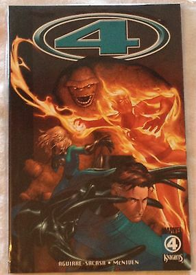 Marvel Knights 4: Wolf at the Door Vol. 1 Fantastic Four (NM) 2004 Graphic Novel