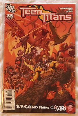 DC Teen Titans #85 (NM) direct sales edn Sept 2010