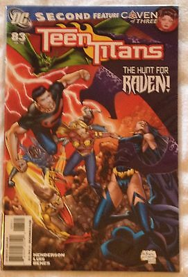 DC Teen Titans #83 (NM) direct sales edn July 2010