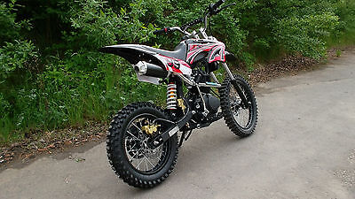 DIRT BIKE 150 ccm CROSS Vollcross Pit 250cc 200 125 Enduro Pit pocketbike NEU