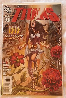 DC Titans #34 June 2011 (NM)