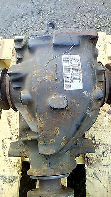 Bmw 3 Series E 46 Differential Ratio 3.07 Reduced Price