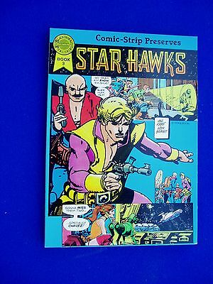 Star Hawks 3, Comic Strip Preserves Paperback (1985). 1st VFN.