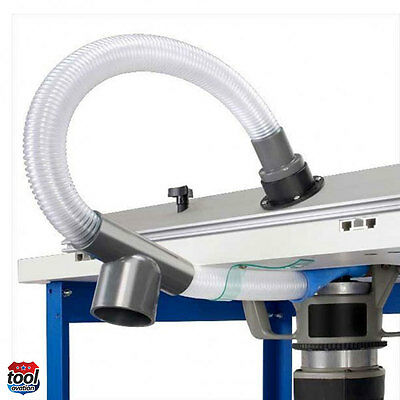 Router Table dust collecting system - dust extraction attachment - Keen Products