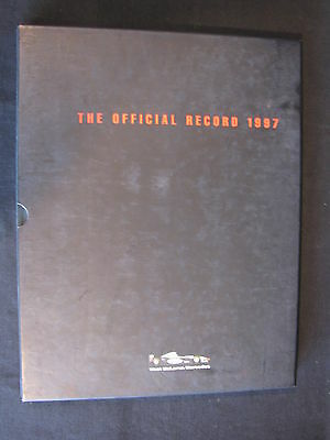 Book West McLaren Mercedes Formula 1 Team The Official Record 1997 English (MBC)