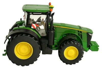 BRITAINS JOHN DEERE 8400R TRACTOR 1/32 SCALE DIECAST MODEL NEW & BOXED No 43174